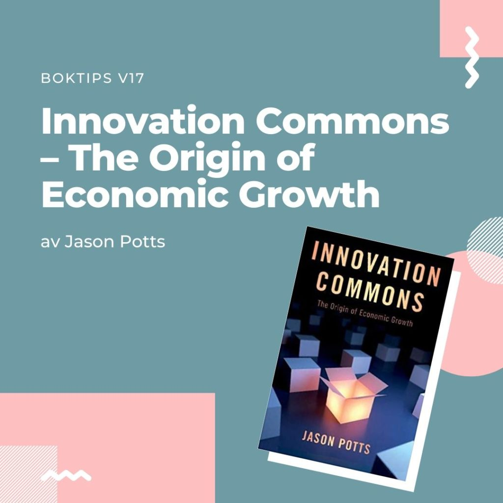 the innovation of commons