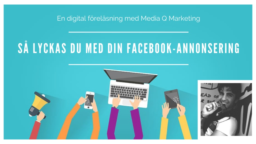 Facebook annonsering Marketplace STHLM